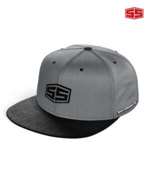 Smartieshirt Snapback Gray