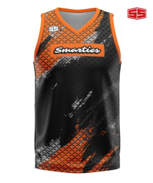 Smarties Basketball Jersey