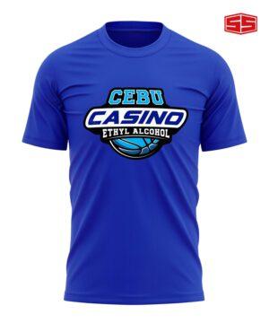 Smartieshirt cebu casino shirt blue front