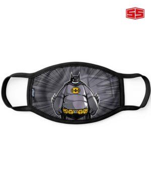 Smartieshirt Flat Mask Batman Baymax