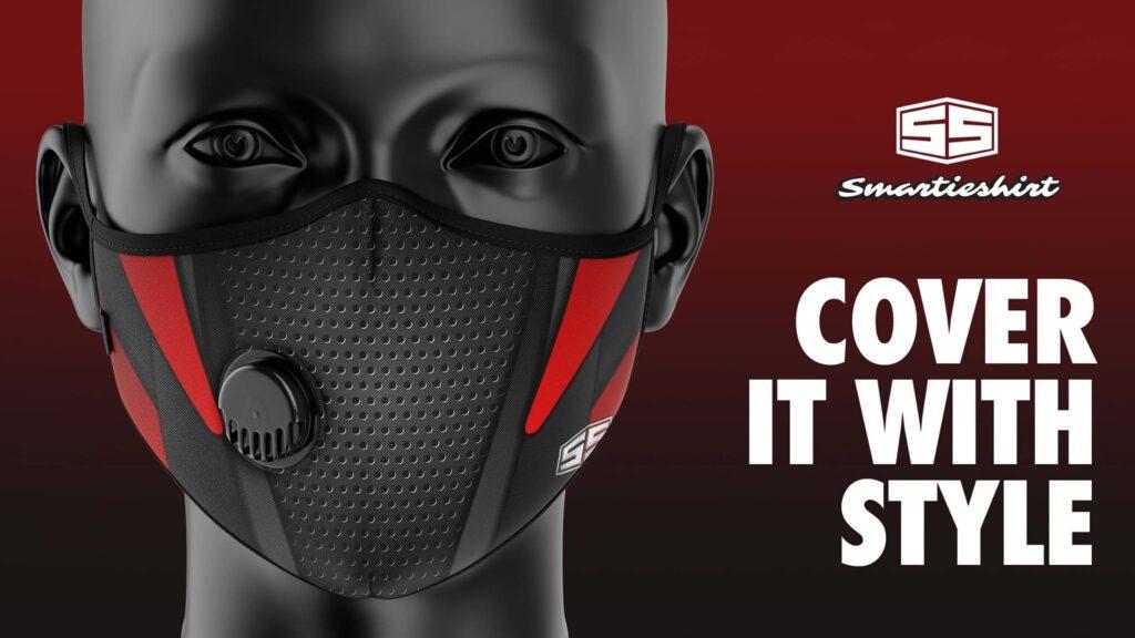 Smartieshirt Mask