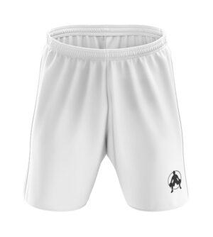 Man Of A Million Drills Shorts (White)