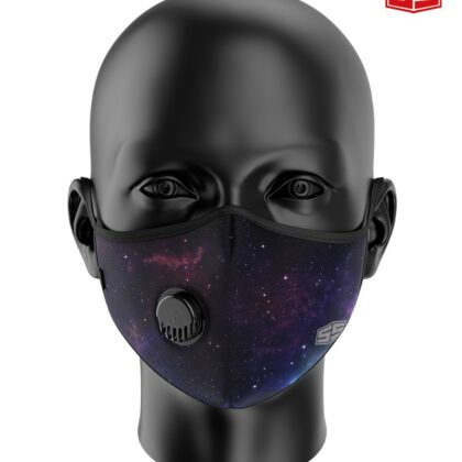 Smarties Galaxy Washable Mask