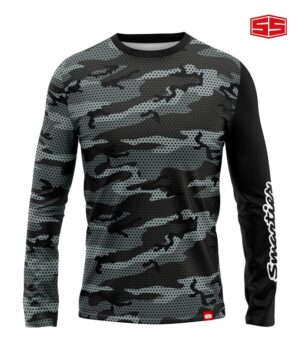 Smarties Long Sleeves Camo