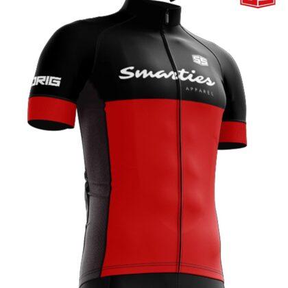 Smarties Apparel Orig Cycling Jersey