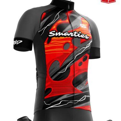 Smarties Apparel Rad Cycling Jersey