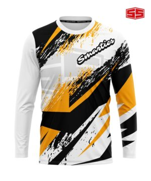 Smarties Apparel Black and Yellow